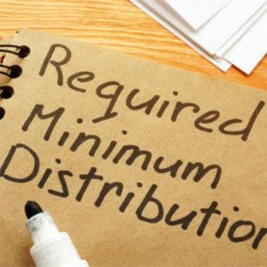Requirement Minimum Distribution