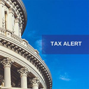 Tax Alerts